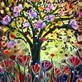 Eden Garden by Luiza Vizoli