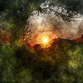 Edens Sunrise by Julie Lueders