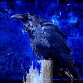 Edgar Allan Poe by Vladimir Vlahovic