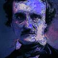 Edgar Allan Poe, Artsy 1 by Joy McKenzie