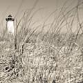 Edgartown Harbor Light by David Rucker