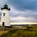 Edgartown Lighthouse Cape Cod by Matt Suess