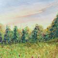 Edge Of Trees by Alfredo Tena