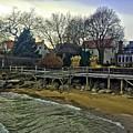 Edgemere Crt Docks by Louis Perlia