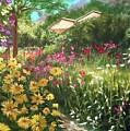 Edie's Garden by Suzaine Smith