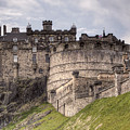 Edinburgh Castle by Mark Smith