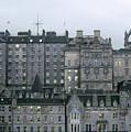 Edinburgh by Kenneth Campbell