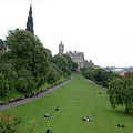 Edinburgh Park  by Chuck Kuhn