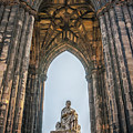 Edinburgh Sir Walter Scott Monument by Antony McAulay