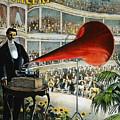 Edison Phonograph Ad, 1899 by Granger