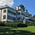 Edith Wharton Estate by Mark Sellers