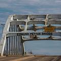 Edmund Pettus Bridge  by John McGraw