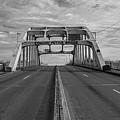 Edmund Pettus Bridge Selma Al by John McGraw