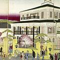 Edo: Bank, C1873 by Granger