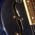 Eds Guitars Steel1 by Art Ferrier