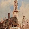 Eduard Hildebrandt, Baltimore by Eduard Hildebrandt