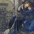 Edward Burne-jones, Love Among The Ruins, 1894 by Edward Burne-Jones
