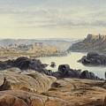 Edward Lear 1812 - 1888 British Philae by Edward Lear
