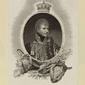 Edward Scriven 1775-1841 His Royal Highness The Duke Of Cumberland. 1807 by Edward Scriven