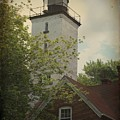 Erie Lighthouse 1872 by Gothicrow Images