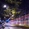 Eerie Road  by Sammuel Hernandez