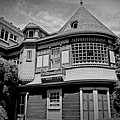 Eerie Winchester House  by Tru Waters