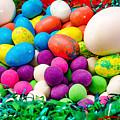 Egg Art by Erich Grant