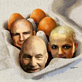Eggheads by Anthony Caruso