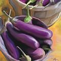 Eggplant by Bob Salo