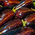 Eggplants by Robert Meyers-Lussier