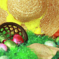 Eggs And A Bonnet For Easter by Kevin Richardson