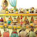 Eggs Fashion by Kestutis Kasparavicius