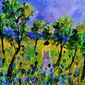 Eglantine's Summer Walk by Pol Ledent