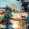 Eglise Roman by Kim PARDON