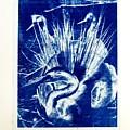 Egrets by DeLa Hayes Coward