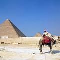 Egypt - Pyramid by Munir Alawi