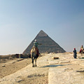 Egypt - Pyramid3 by Munir Alawi