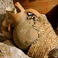 Egypt Bedouin Pots by Yvonne Ayoub
