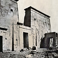 Egypt: Temple Of Isis by Granger