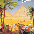 Egypt This Winter by Nostalgic Prints
