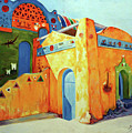 Egyptian Nubian House by Ahmed Bayomi