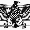 Egyptian Symbol: Vulture by Granger