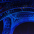 Eiffel Blue by Christine Jepsen