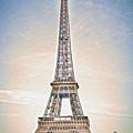 Eiffel Tower 13 Art by Alex Art and Photo