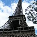 Eiffel Tower 2 by Karen Granado