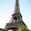 Eiffel Tower 4 by Craig Andrews