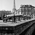 Eiffel Tower by Don Mennig