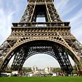 Eiffel Tower by Hans Jankowski