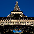 Eiffel Tower I by Olivier De Rycke