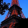 Eiffel Tower by Juergen Weiss